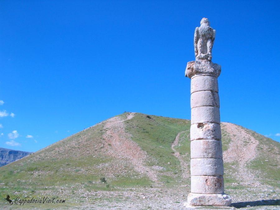 Курган Каракуш - другая гробница Коммагены