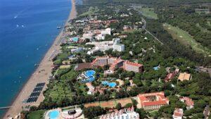 Курорт Белек - Отели и пляж