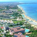 Курорт Сиде - Отели и пляж