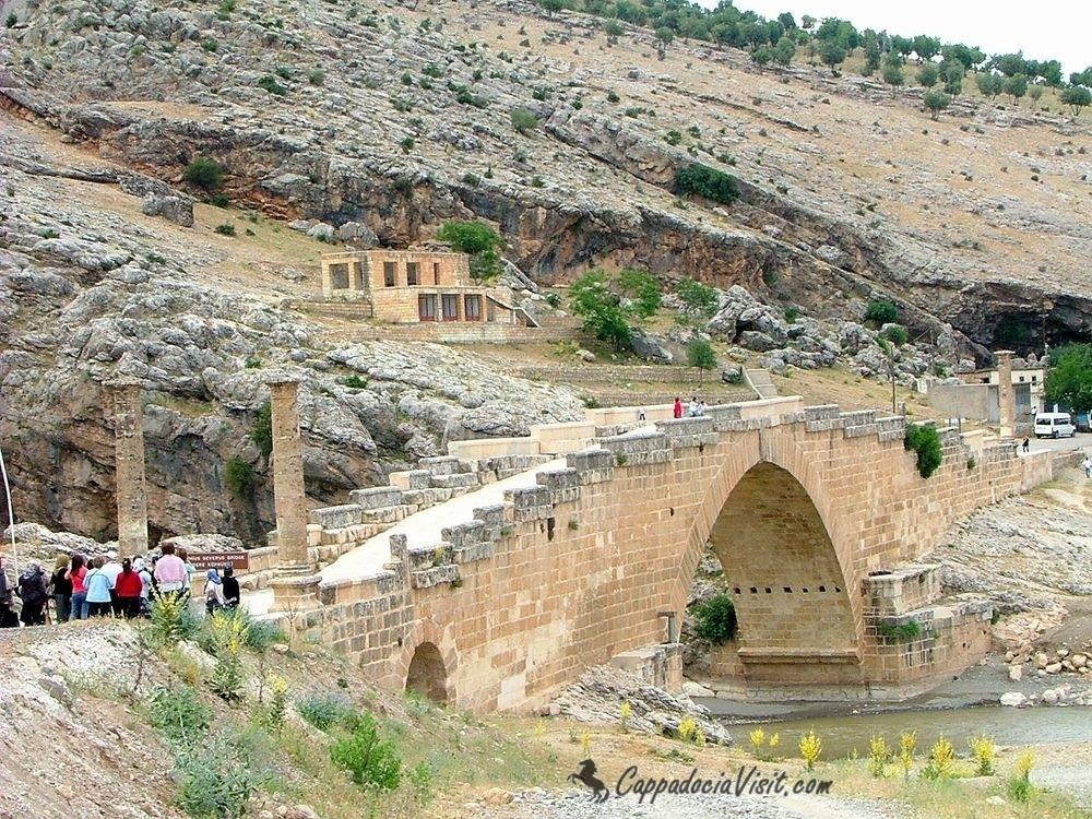Мост Джендере - период Септимиуса Севера II век до н. э.