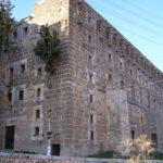 Фасад театра в Аспендосе
