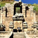 Нимфеум (монументальный фонтан) в Перге