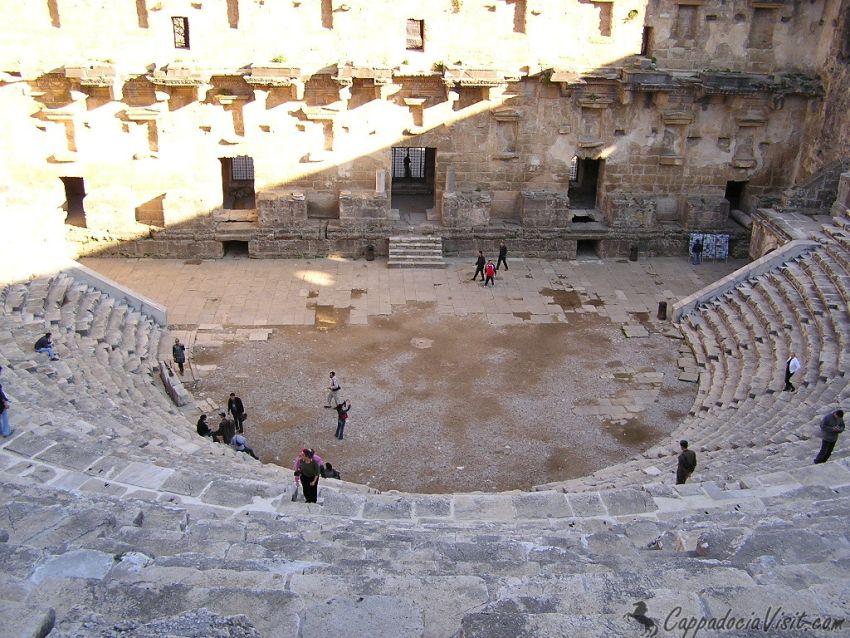 Римский театр Аспендоса