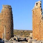 Эллинистические ворота Перге