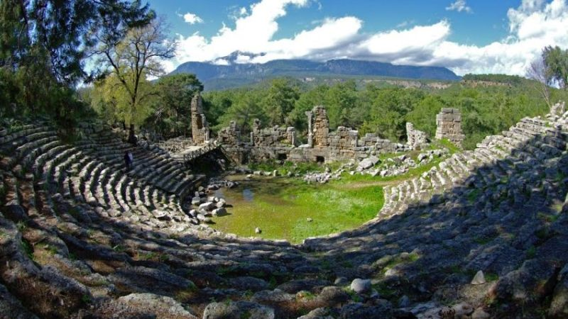 Театр древнего Фазелиса