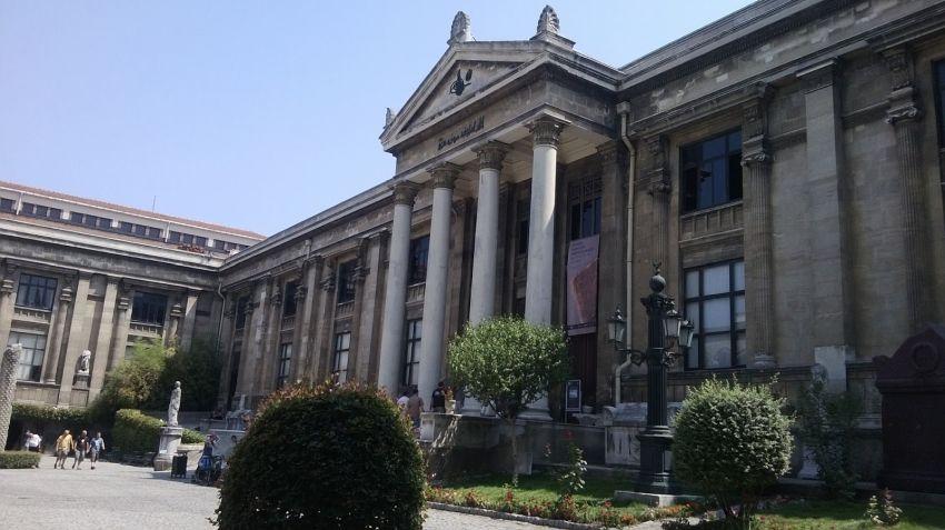 Археологический музей Стамбула - главное здание