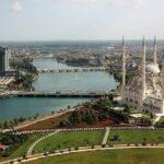 Мечеть Сабанджи и река Сейхан - Адана