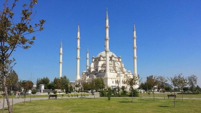 Мечеть СабанджыМеркез в Адане