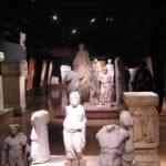 Один из залов Археологического Музея в Стамбуле