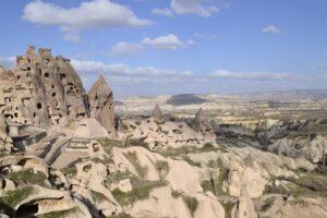 Каппадокия — одно из самых необычных мест Турции