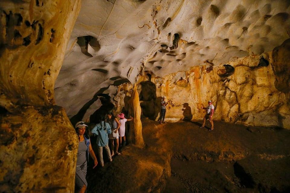 Пещера Караин в Анталии