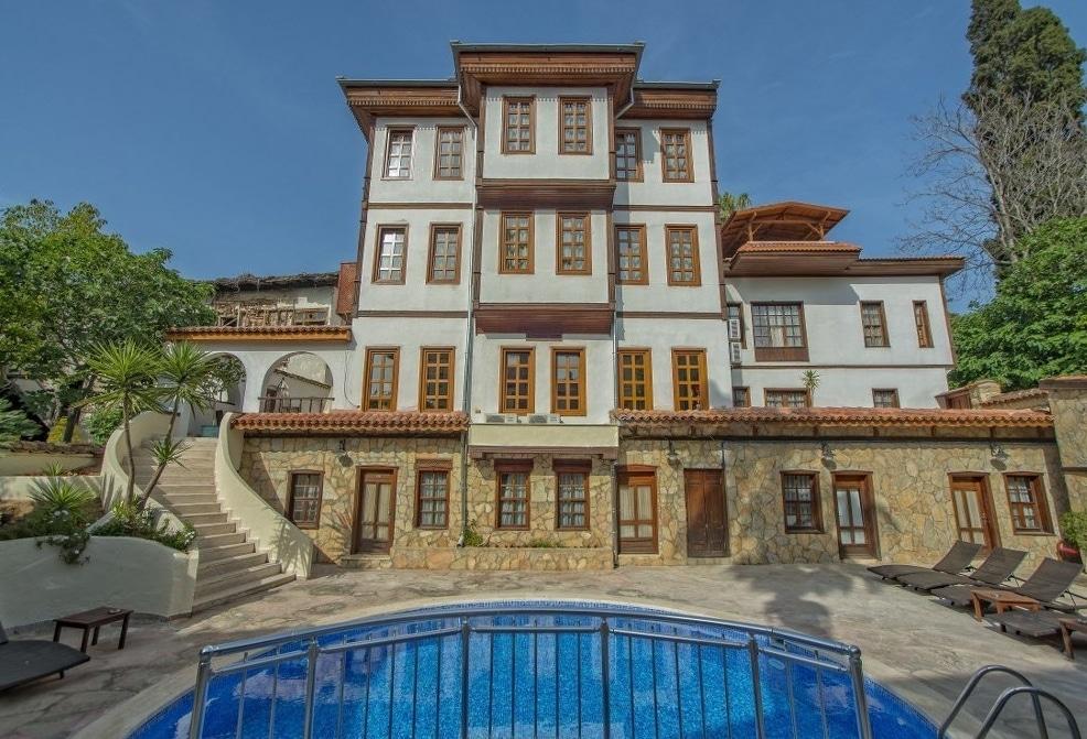 Трехзвездочный отель Argos в Анталии