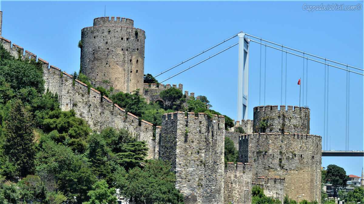 Румелихисар - Румельская крепость в Стамбуле