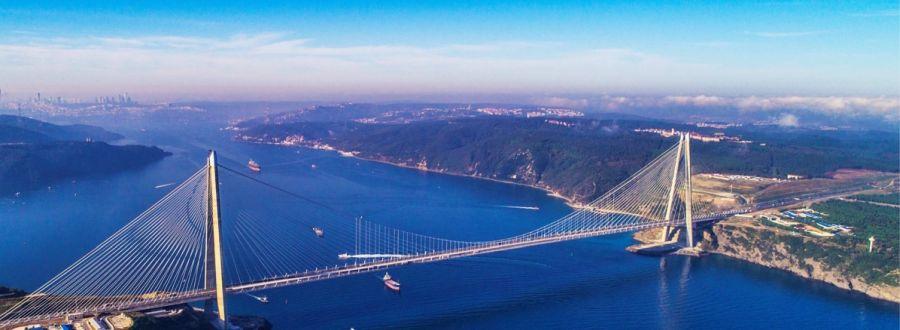 Третий Мост через Босфор - Мост султана Явуза Селима