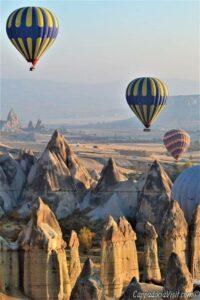 Каппадокия - воздушные шары