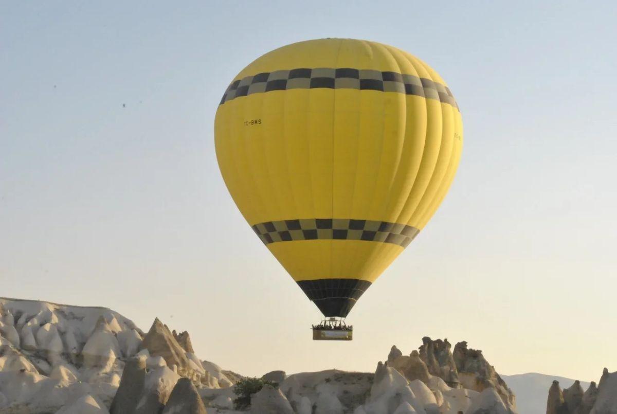 Съездила в Каппадокию и осуществила свою большую мечту
