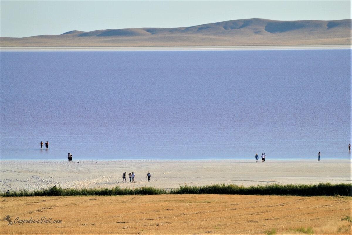 Озеро Туз в Турции