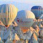 Полёт на воздушных шарах в Каппадокии