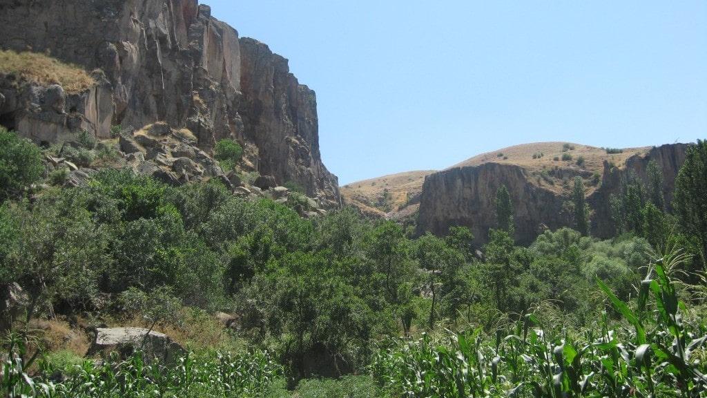 Зеленый тур - Долина Ихлара