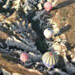 Каппадокия с воздушного шара
