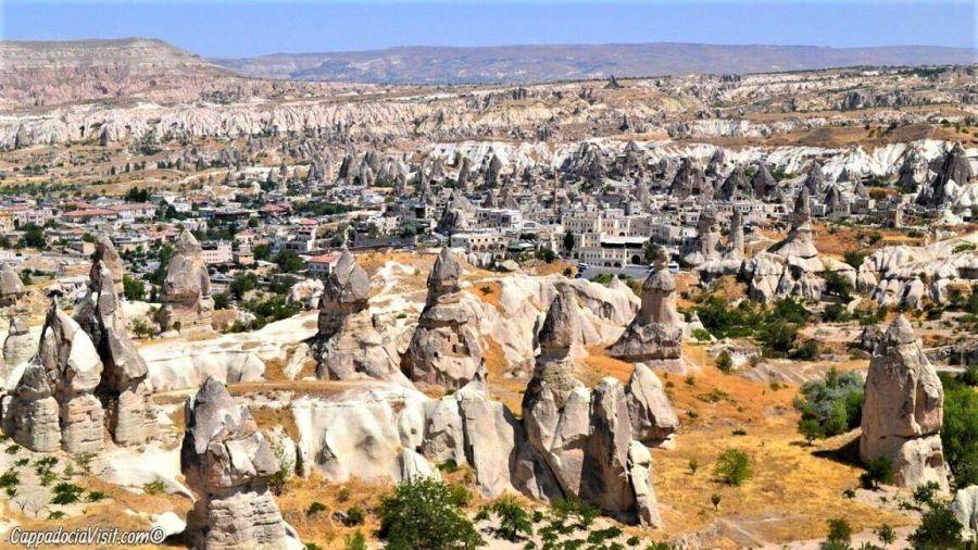Гёреме - Столица Каппадокии